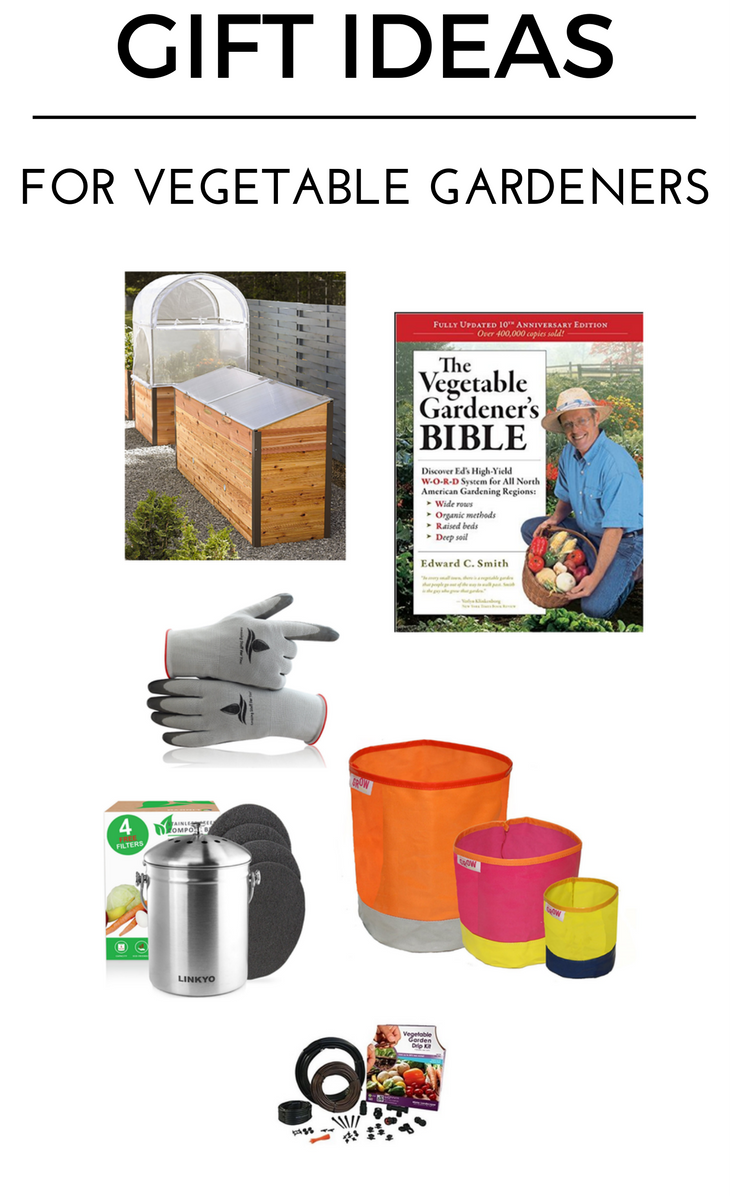 4 Year Boy Bedroom Decorating Ideas: 10 Gift Ideas For The Vegetable Gardener