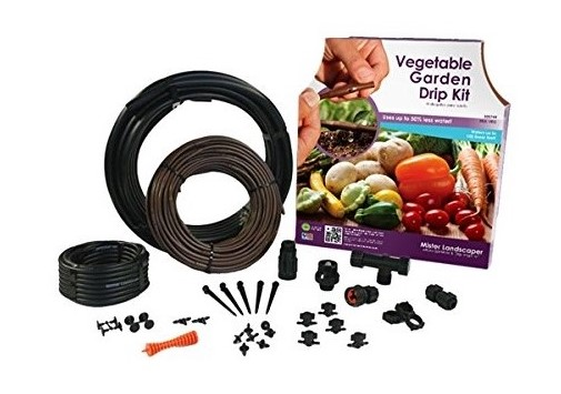 irrigation system for garden