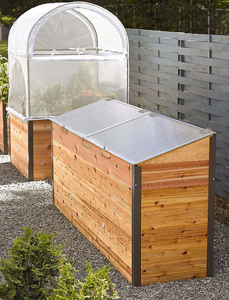 cold frame for vegetable garden