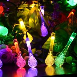 holiday solar lights for outdoors